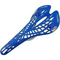 Vertu Comfort Breathable Bicycle Saddle (Blue)