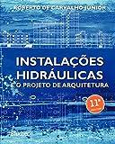 capa de Instalações hidráulicas e o projeto de arquitetura