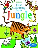 First Colouring Book Jungle (First Colouring Books)