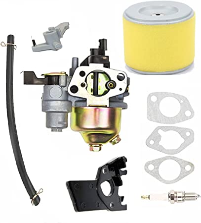 Amazon.com: fanzko GX160 Motor carburador para Honda GX200 ...