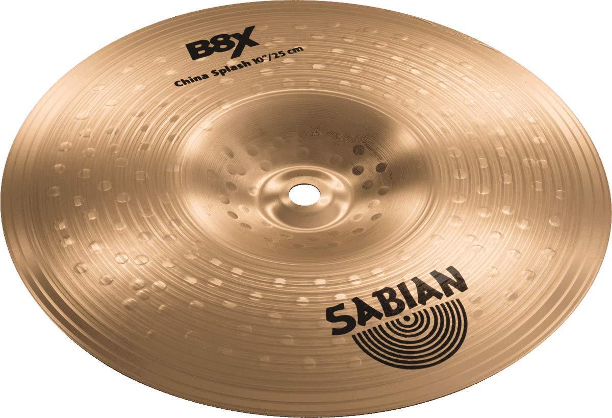 Sabian B8X 10'' China Splash Cymbal by Sabian
