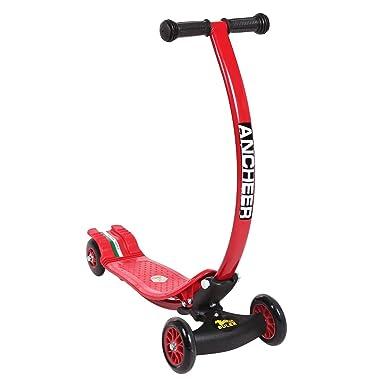 Lonlier Patienete Scooter 3 Ruedas Plegable para Niños ...