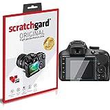 Scratchgard Screen Protector Screen Guard for Nikon D3500 DSLR