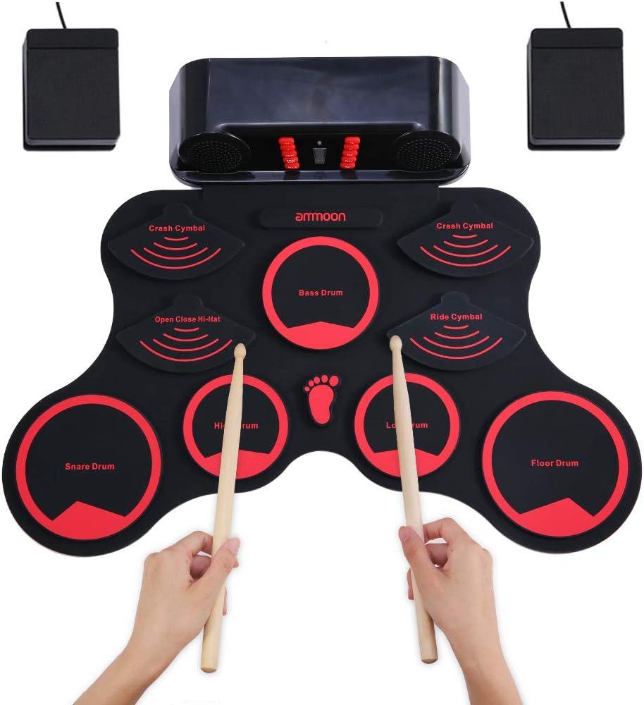 Ammoon Electronic Drum Set