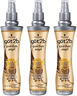 product image for Got2b Guardian Angel Flat Iron Balm with Gloss Finish (Pack of 3)