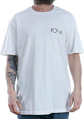 Polar Skate Co. - Camiseta - para hombre blanco blanco XL: Amazon.es: Ropa y accesorios