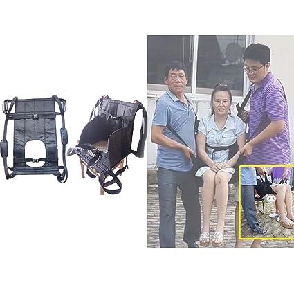 Cinturón De La Tabla De Transferencia Silla De Ruedas Deslizante Eslinga De Elevación Médica Atención Al