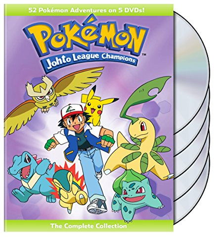 Pokémon: Johto League Champions - The Complete Collection ()