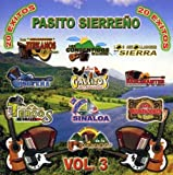Pasito Sierreno 20 Exitos 3 by Pasito Cierreno 20 Exitos