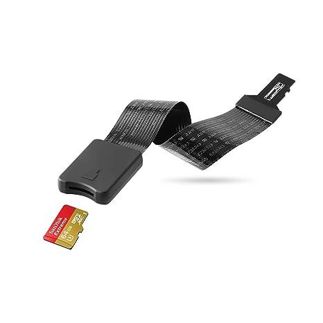 AEIVE Adaptador de cable de extensión de tarjeta micro SD a Micro ...
