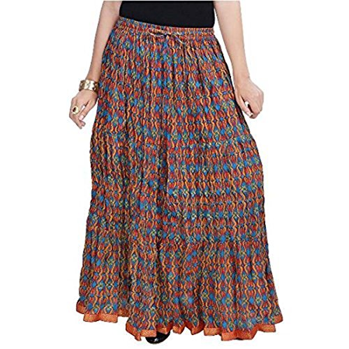 SMSKT551 Multi Rajasthani Women Handicrfats Export Indian Skirt Multicolor xq0HYxwO