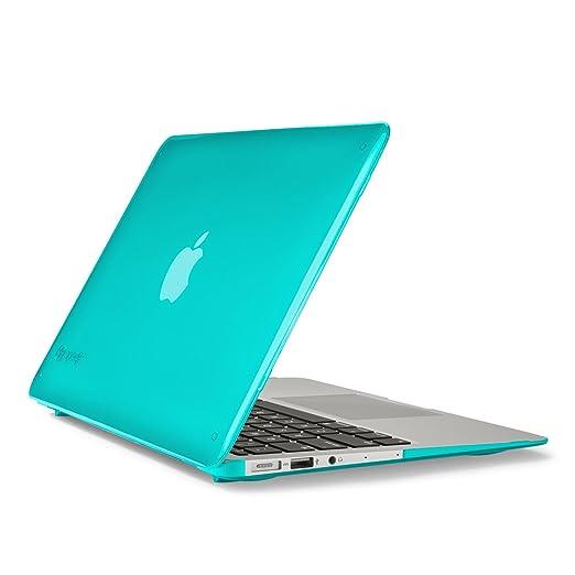 11 opinioni per Speck SeeThru- Custodia per MacBook Air 13, Blu (Calypso Blue)