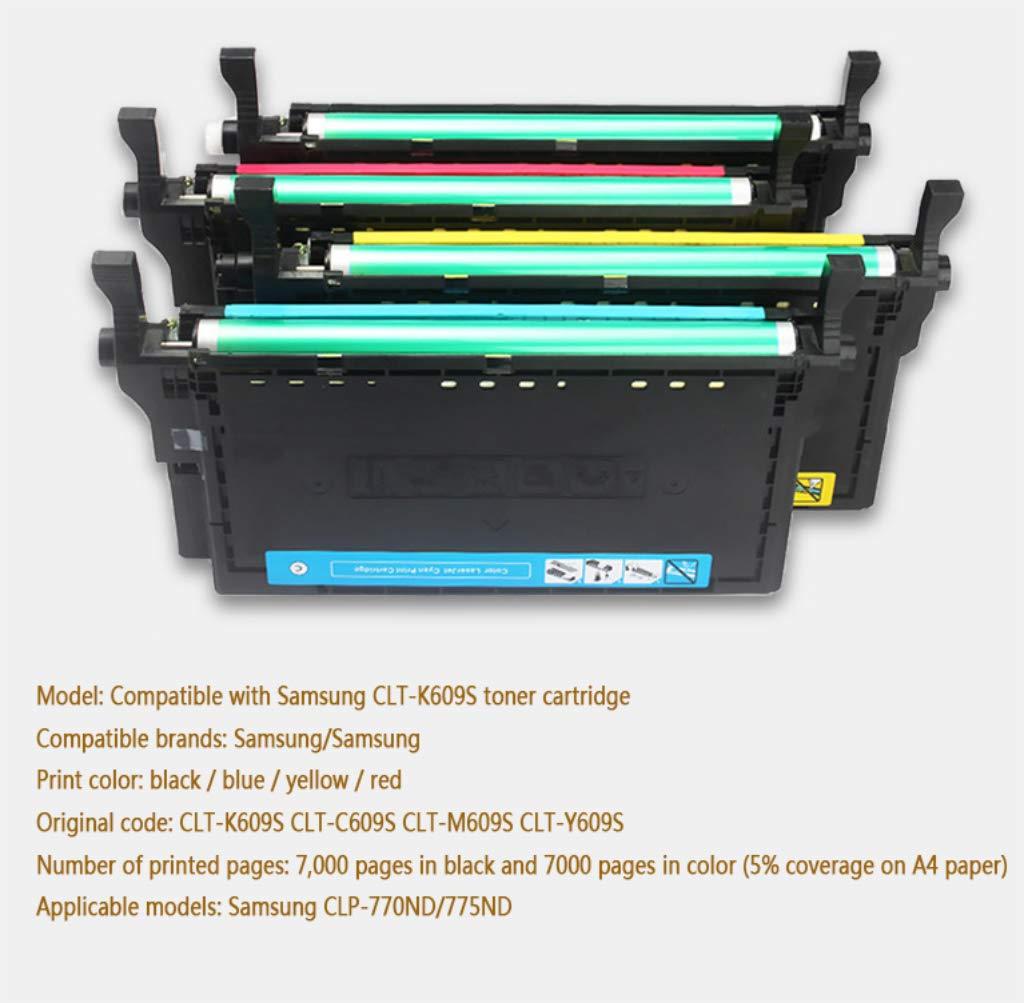 Compatible Samsung CLT-K609S Cartucho de tóner CLP-770 771 775ND ...