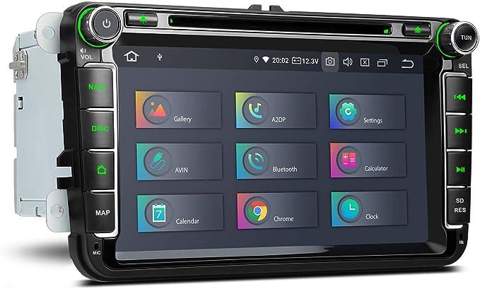 Xtrons 8 6 Core 4gb Ram 64gb Rom Android Autoradio Mit Elektronik