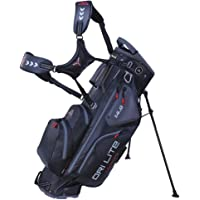 Big Max 2019 DRILITE HYBRID WATER RESISTANT 14 WAY DIVIDER GOLF STAND CARRY BAG