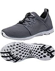 e38b244b5ac Aleader Men s Mesh Slip On Water Shoes
