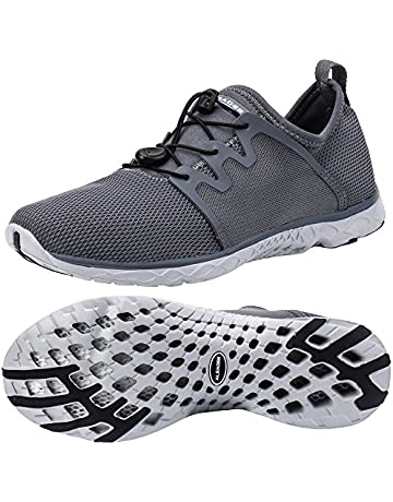 7ae09ae52d1 ALEADER Men's Outventure Quick Drying Aqua Water Shoes