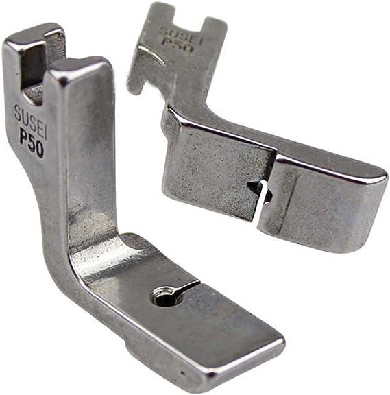 Industrial máquina de coser piezas pies prensatelas P50 que se ...