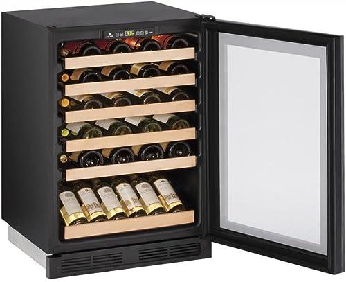 U-Line U1224WCINT00A Built-In Wine Storage, 24 inch Panel Ready