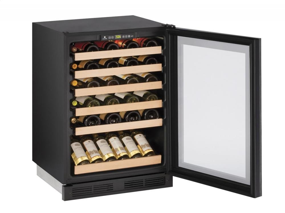 U-Line U1224WCINT00A Built-In Wine Storage, 24 inch Panel Ready