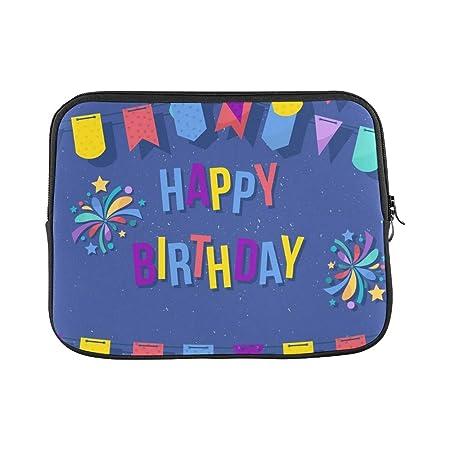 WDDHOME Diseño de Plantilla de Tarjeta de Feliz cumpleaños ...