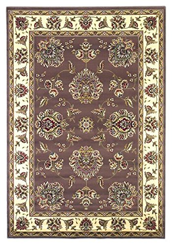 (KAS Oriental Rugs Cambridge Collection Floral Mahal Area Rug, 2'3