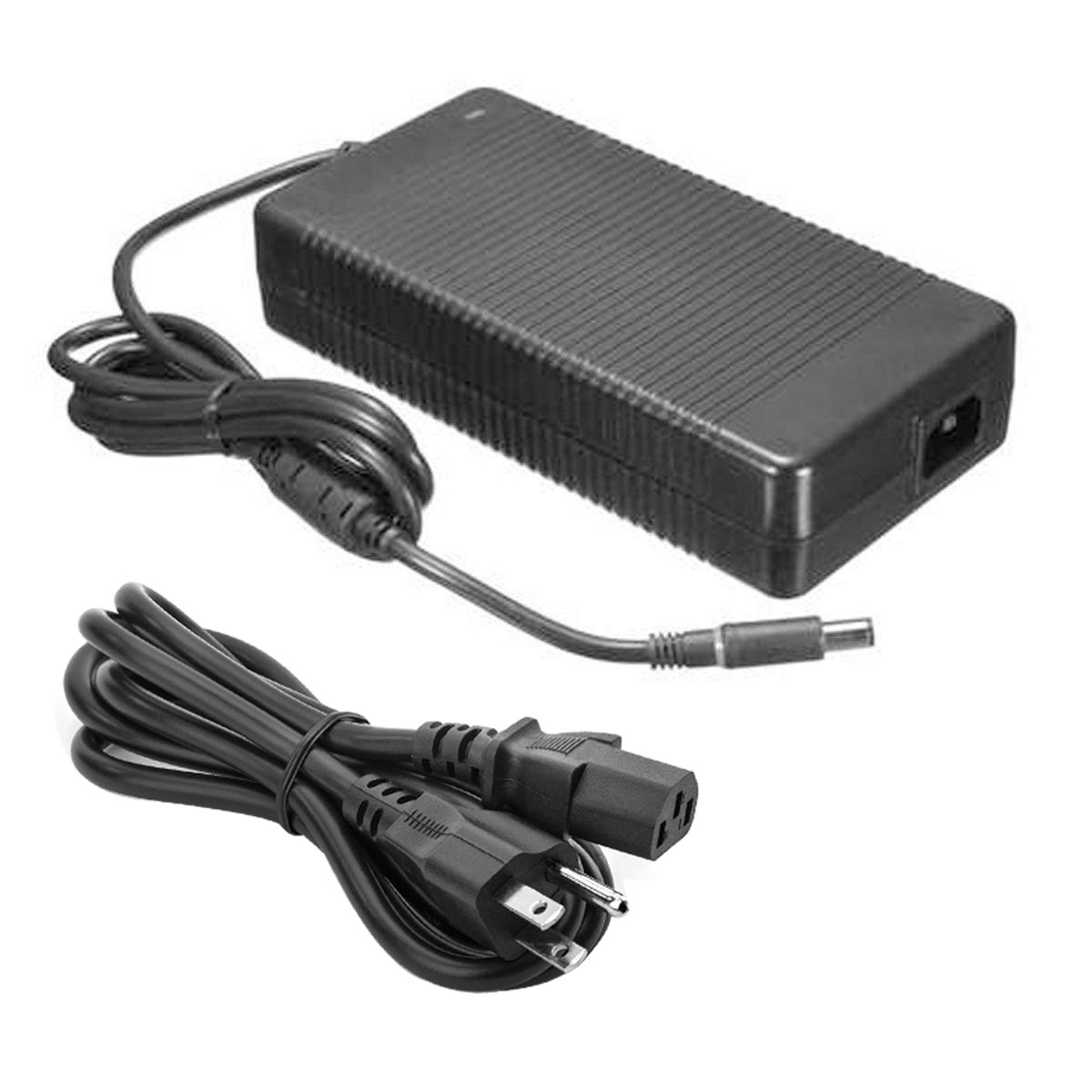 Laimate 240W 19.5V 12.3A New Replacement AC Computer Laptop Charger Adapter Power supply for Dell Alienware M17X 15 R1 R2 R5 Precision 7510 330-4128, 330-3514, J938H, Y044M, U896K, J211H, PA-9E M6400