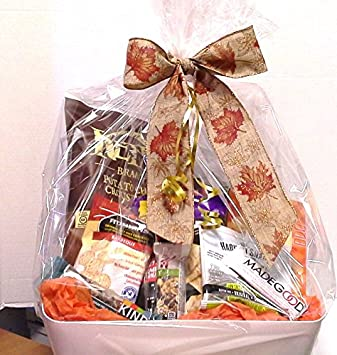 Cute valentines day gift basket for only 5 mommysavers diy a gluten free gift basket great gift for a special occasion negle Image collections
