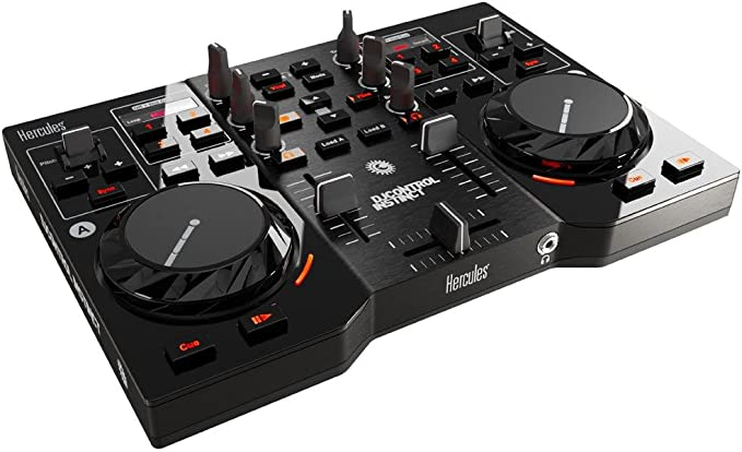 Hercules 4780730 - Consola DJ (procesador mínimo 1.5 GHz+, memoria ...