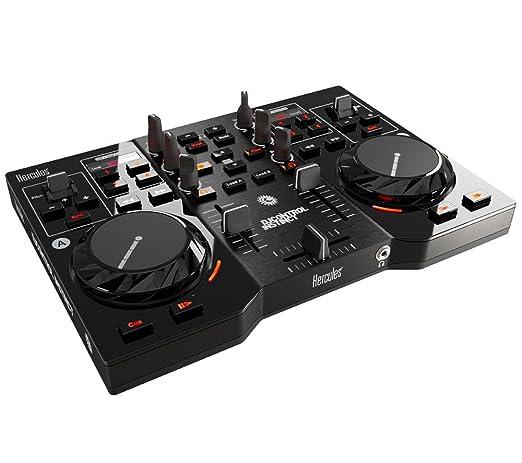 347 opinioni per Hercules DJ CONTROL INSTINCT Controller Midi USB, Nero