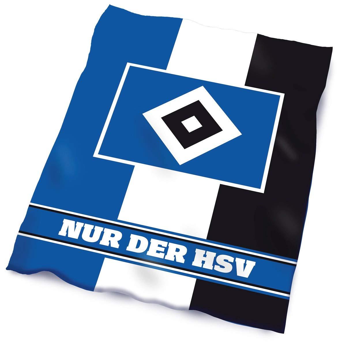 HSV Hamburger SV Fleecedecke/Decke