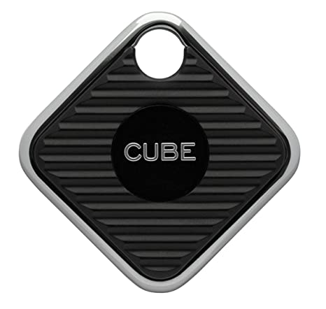 Cube Pro Key Finder Smart Tracker Bluetooth Tracker For Dogs Kids Cats Luggage Wallet With App For Phone Replaceable Battery Waterproof Tracking