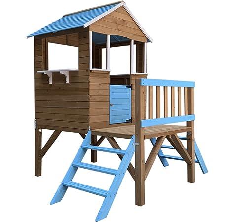 Wendi Toys M8 Nordic Adventure House | Casita Infantil de Madera ...