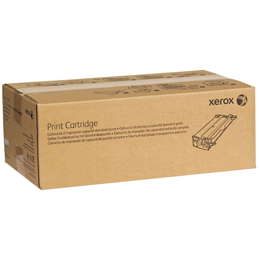 Toner Original XEROX Yellow para the WorkCentre 7220i/7225i/C60/C70 006R01658