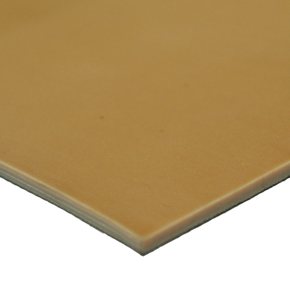 "TAN GUM RUBBER 1//8 X 12/"" x12/"" FREE SHIPPING"
