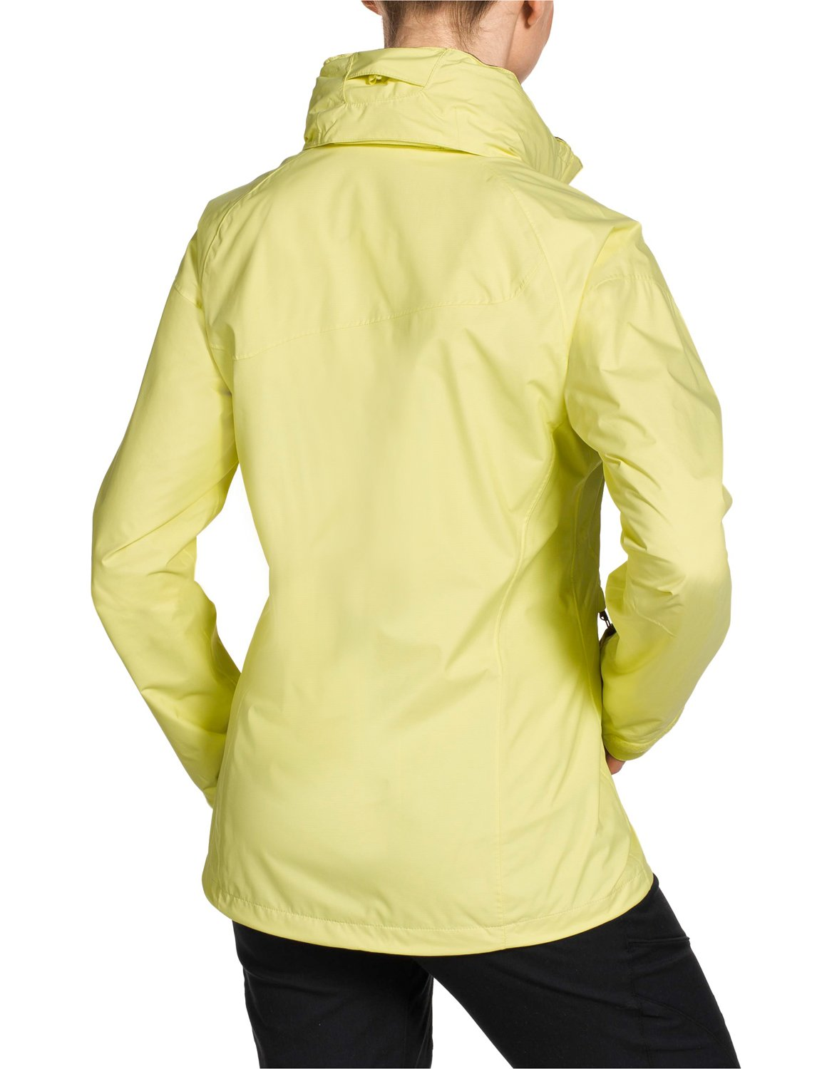 Jack Wolfskin Women's Jacket Wind Supercell Texapore Shell Is Super Durable