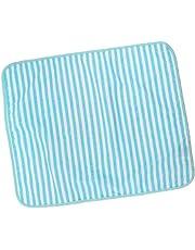 B Baosity Protectora de Colchón Accesorios Proteger Sábana Inferior Colchon Facil de Usar - Azul M