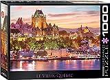 EuroGraphics Le Vieux-Quebec (1000 Piece) Puzzle