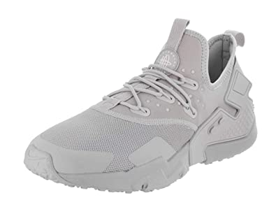 089d7ca392c9 Image Unavailable. Image not available for. Color  Nike Men s Air Huarache  Drift Running Shoe 8.5 Grey
