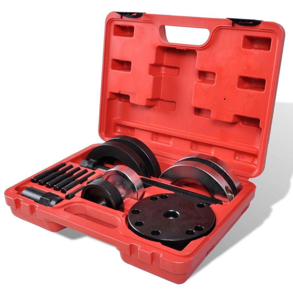 Festnight Kit Outil de Roulement Pose et Dé pose de Roulement -72mm pour Audi Skoda VW