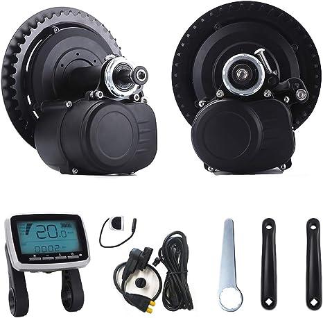 EVERPRO Tongsheng TSDZ2 350W 36V Kit de conversión de Motor Central eBike Brushless Motor: Amazon.es: Deportes y aire libre