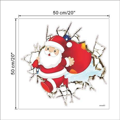 cooldeerydm Feliz Navidad Copos de nieve Muñeco de nieve ...