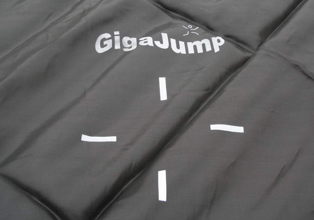 Gigajump® Ersatz-Sprungmatte 4,57m 100 Federn Trampolin Sprungmatte Sprungtuch