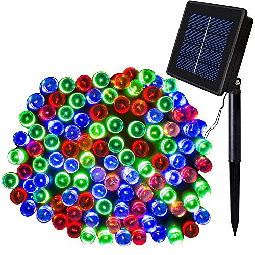 Solar Christmas String Lights Solarmks Ambiance Lighting 72f