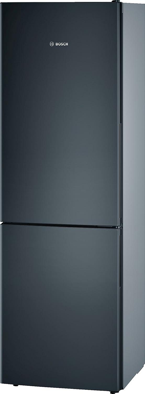Bosch KGV36VB32S congeladora - Frigorífico (Independiente, Negro ...
