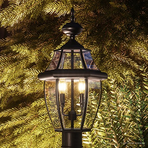 Outdoor Lighting For Tudor Homes - 9