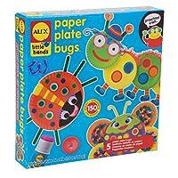 ALEX Toys Little Hands Insecto Plato De Papel