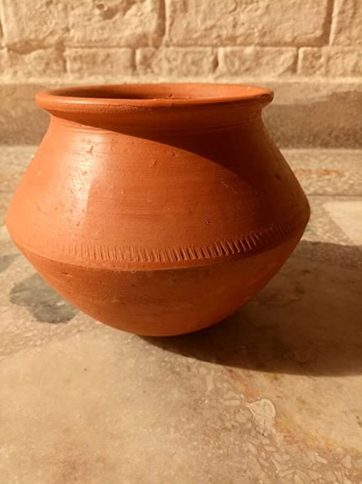 Buy Clay Serving Bowl Clay Pot Clay Curd Bowl Terracotta Curd