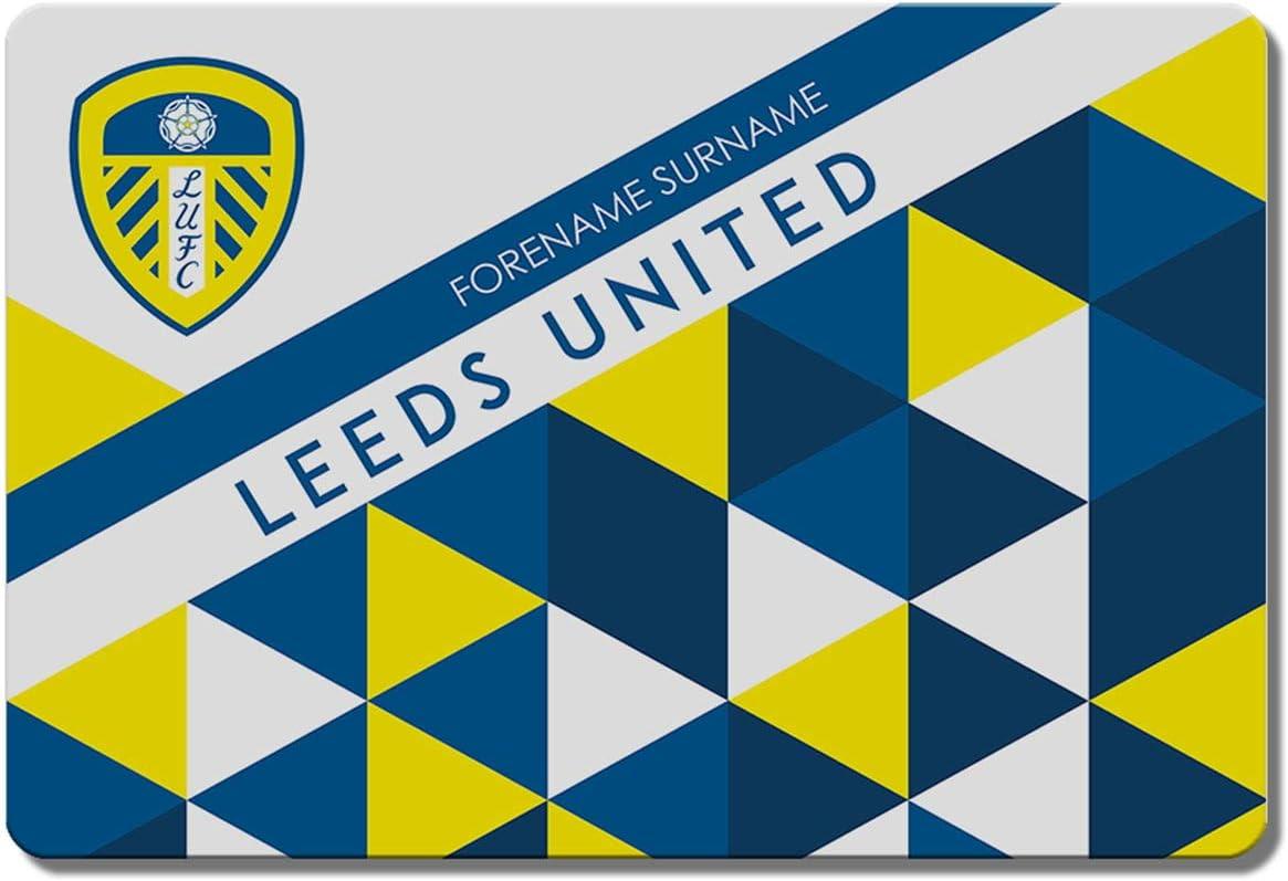 Back Where We Belong! Arena Scarves Leeds Champions Schal 2019//2020