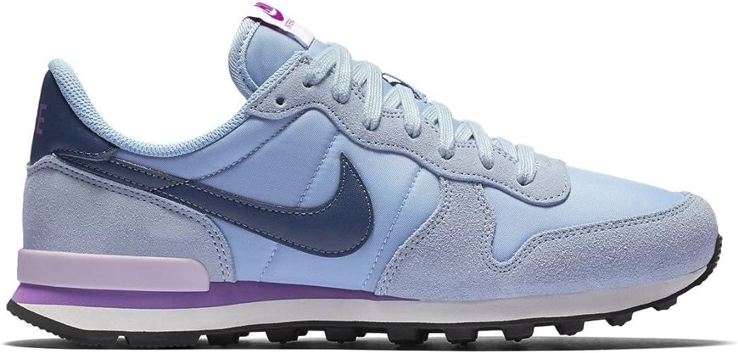 Robar a cobre Carne de cordero  Nike 828407-405 Sportschuhe, Damen, Blau, 42 1/2: Amazon.de: Sport &  Freizeit